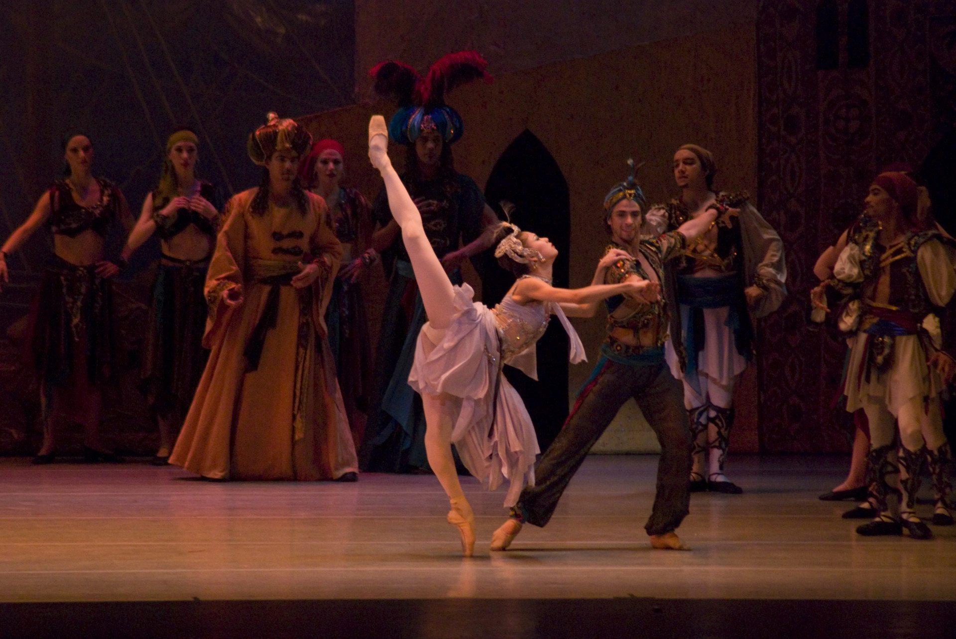 cuban classical ballet of miami miami dade county auditorium