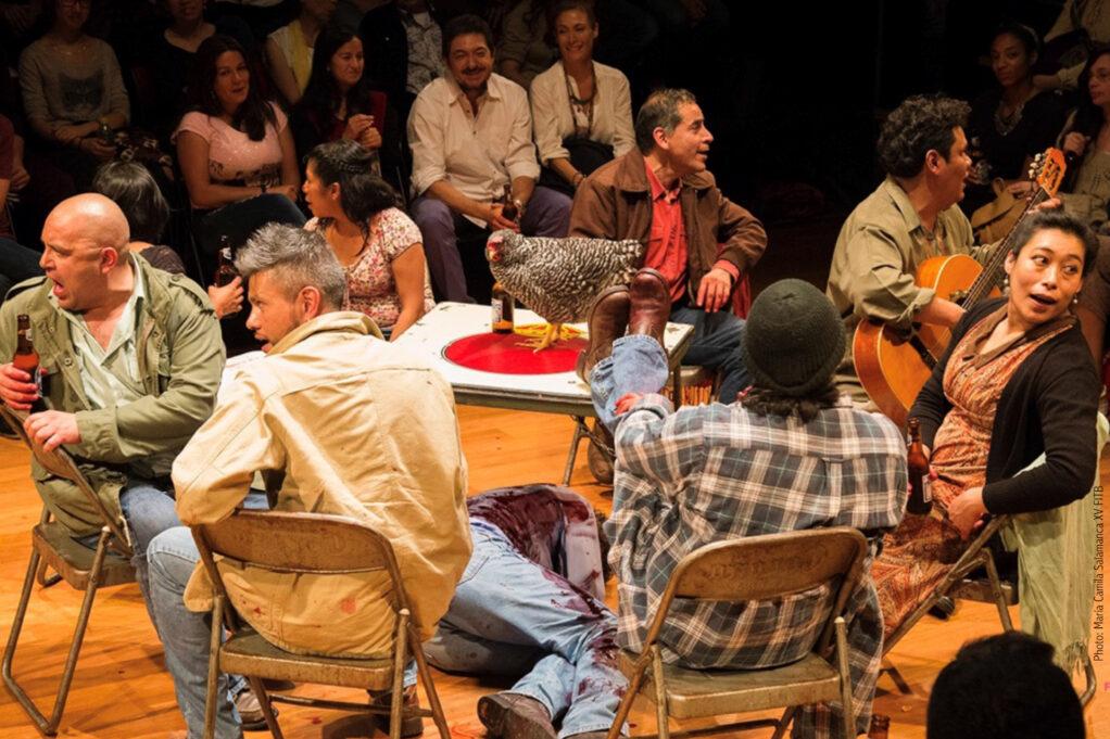 Mendoza by Colochos Teatro