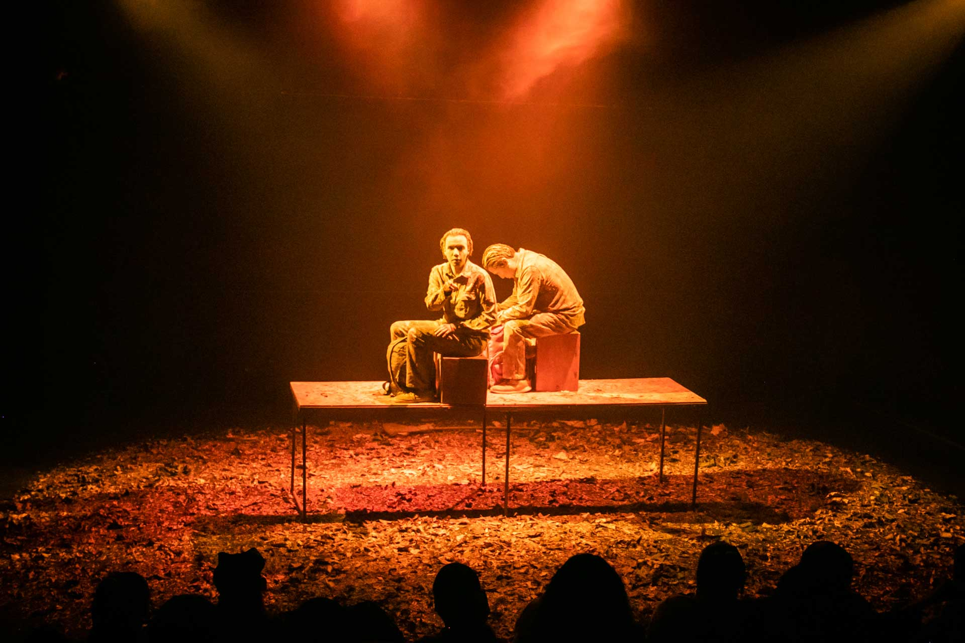 35th International Hispanic Theatre Fest: Papá está en la Atlántida