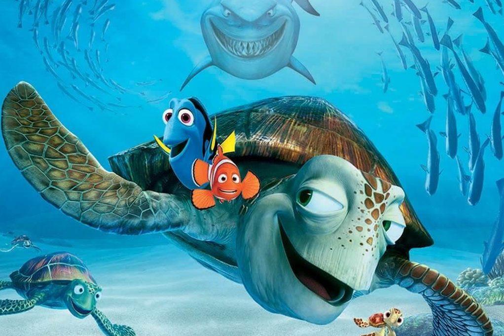 Finding Nemo at Family Film Fridays