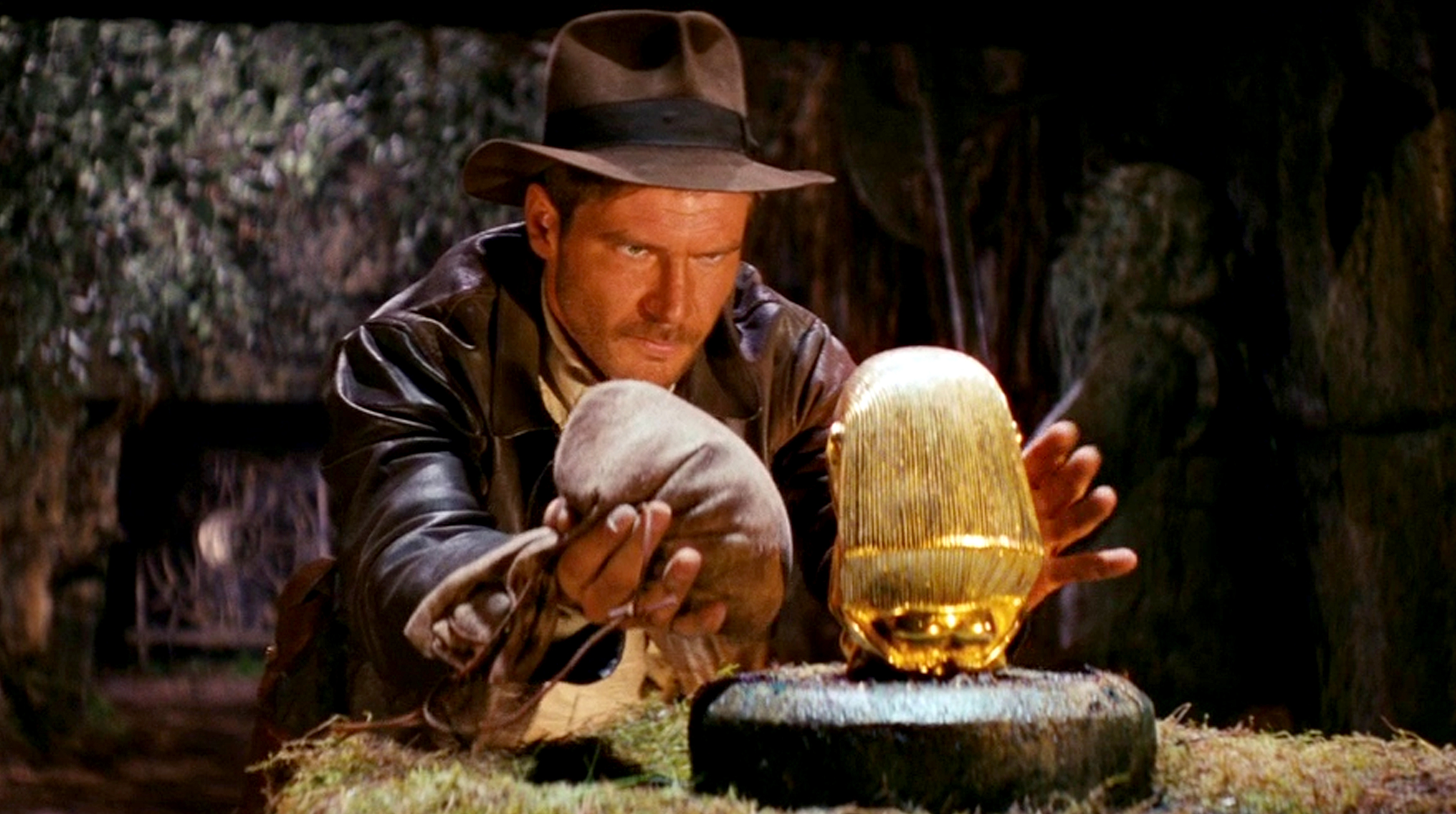 Slider: Raiders of the Lost Ark / Drive-In Movie Fridays