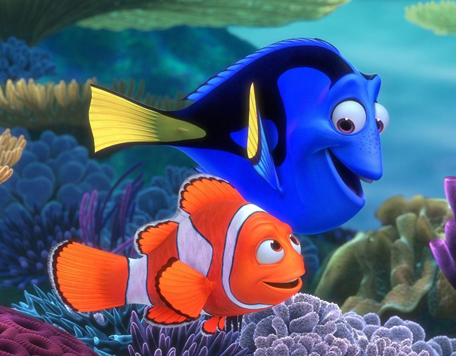 Slider: Finding Nemo
