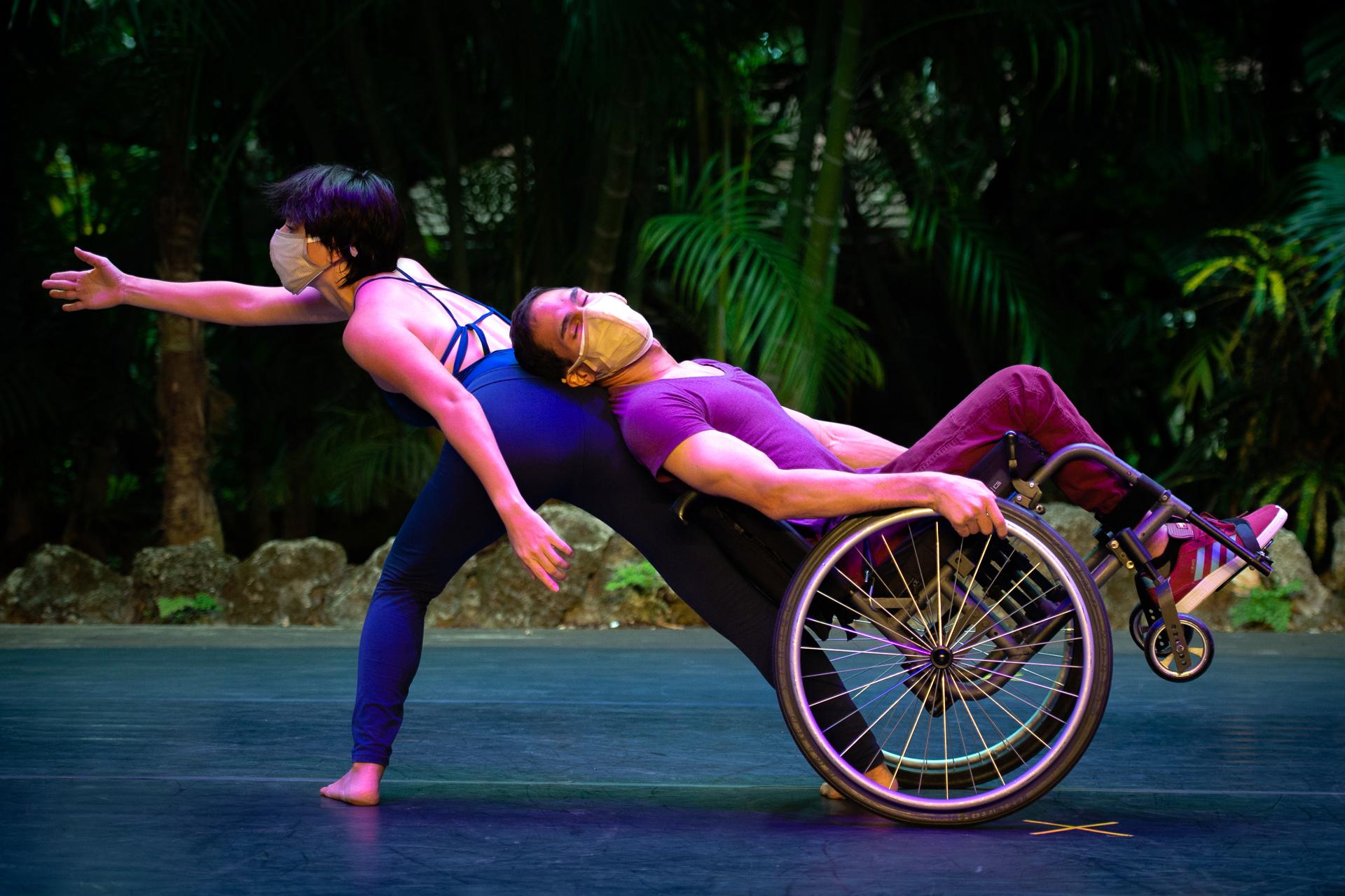Slider: The Third Forward Motion Dance Festival